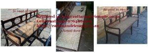 The difference between handwoven rattan and machine rattan